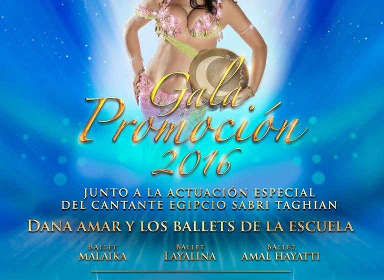 Gala Promoción 2016